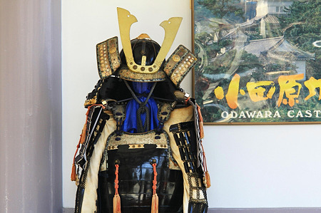 2010.03.30 小田原城 鎧