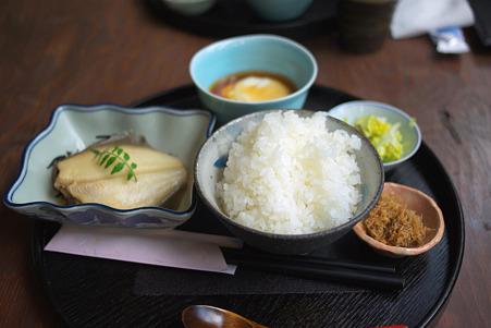 2010.04.30 知恩院前 京のうまいもの屋 定食