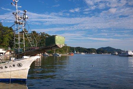 2010.10.29 気仙沼市 気仙沼漁港