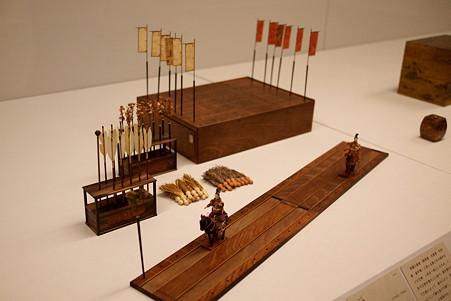 2011.02.06 東京国立博物館 四種盤 江戸時代