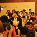 Photos: 色直し再入場