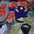 Photos: 手作りの犬Tシャツ&バンダナ 伊丹市T様作