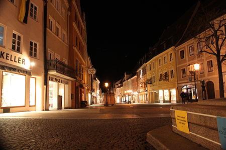 フュッセンの街