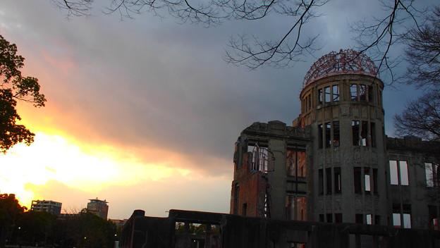 Photos: 広島-夕暮れ。