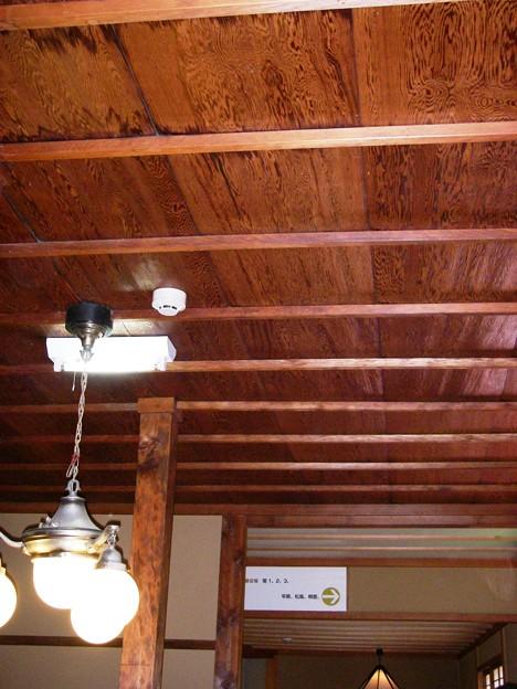屋久杉の天井板