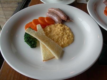 ホテルニューオータニ ガーデンラウンジ 朝食