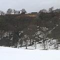 写真: 100316-27白川郷・展望台を望む