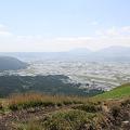 写真: 100512-33大観峰からの180度1