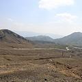 写真: 100512-95噴火口展望台からの180度3