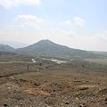 写真: 100512-96噴火口展望台からの180度4