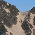 Photos: 100722-25穂高連峰と槍ヶ岳(13/30)