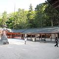 Photos: 110508-54拝殿の右側