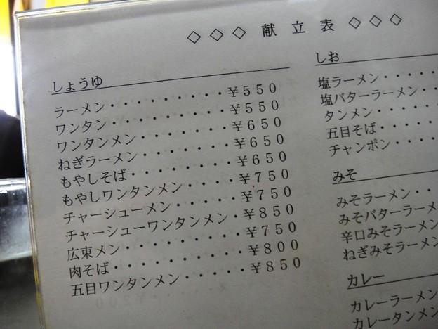 せきぐちラーメン 東金町店