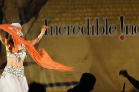インド演舞