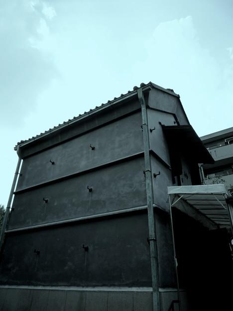 旧江戸川乱歩邸09