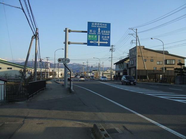 国道49号 - 高瀬新田