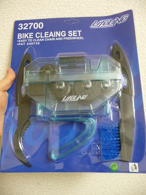 LifeLine Chain Cleaning Kit