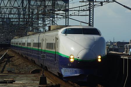 200系K49編成 上越新幹線『とき』328号