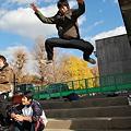 Photos: ジャンプ
