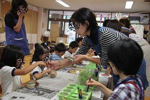 Photos: 陶芸のお手伝い