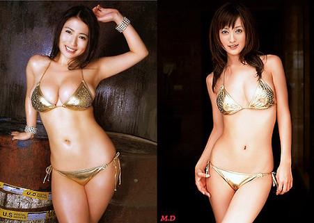 美女図鑑その8587
