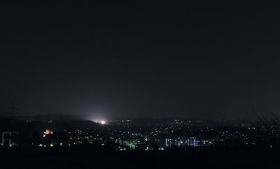 六浦ひまわり公園から金沢八景方面2