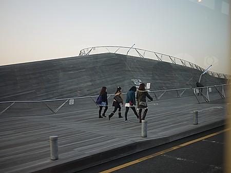 大桟橋埠頭