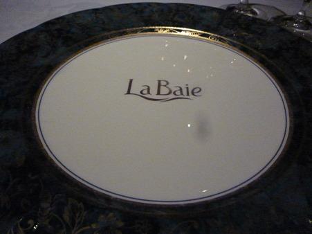 フランス料理 ラ・ベ La Baie>