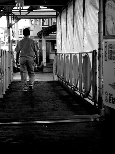 Photos: 本日乗船「0(ゼロ)」