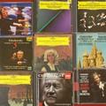 写真: お気に入りの音楽CD、ブラームス、チャイコフスキー