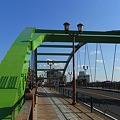 Photos: 小台橋は晴れ