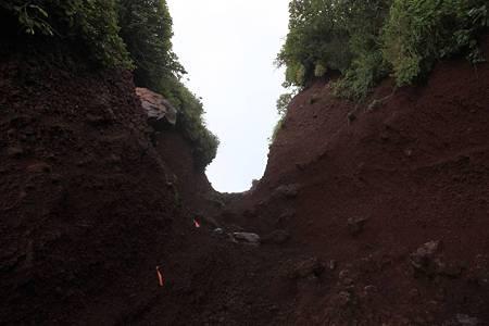 利尻岳-20100814-093502