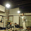 Photos: 今晩は、JCの喜多方志民道...