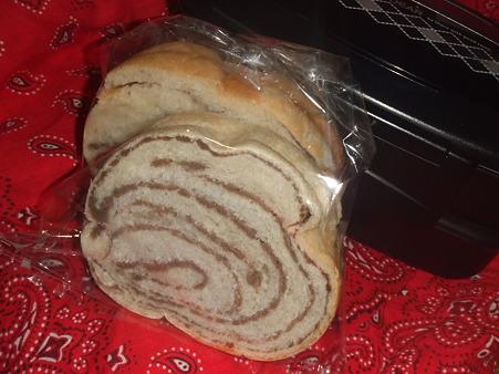 ラウンドパンは可愛い♪