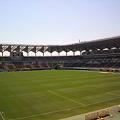 Photos: 今日はサッカー観戦!