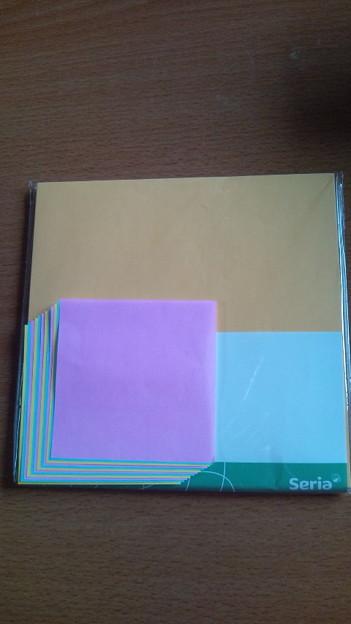 ハート 折り紙 折り紙 小さい サイズ : photozou.jp