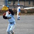 Photos: CIMG1373:簡単なフライも丁寧にキャッチ
