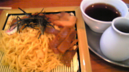 中華ざる麺