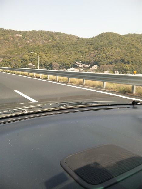 和歌山から大阪へ阪和道