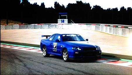 日産スカイライン GT-R Vスペック II Nür